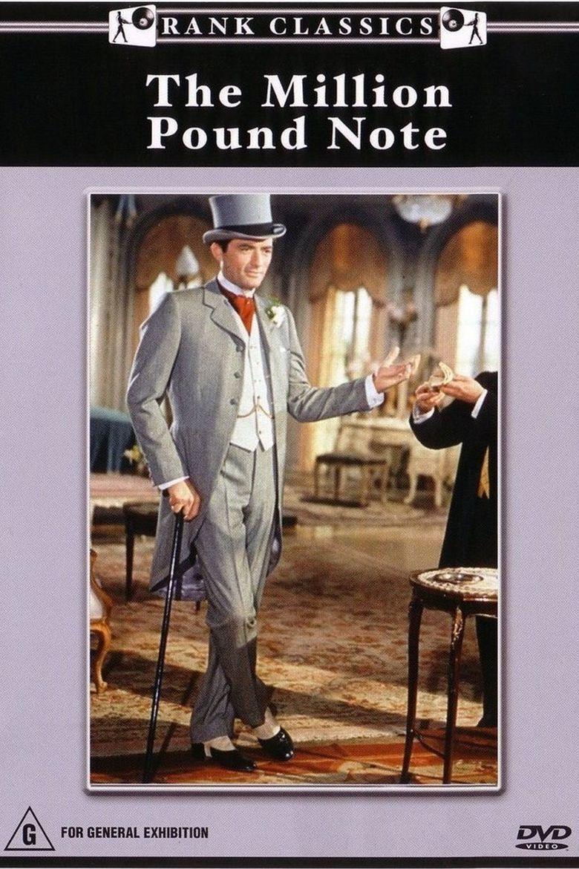 The Million Pound Note movie poster