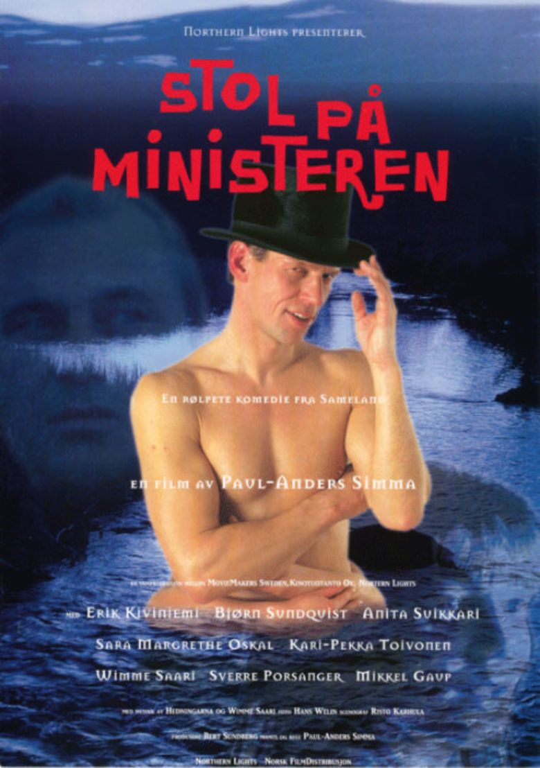The Minister of State movie poster