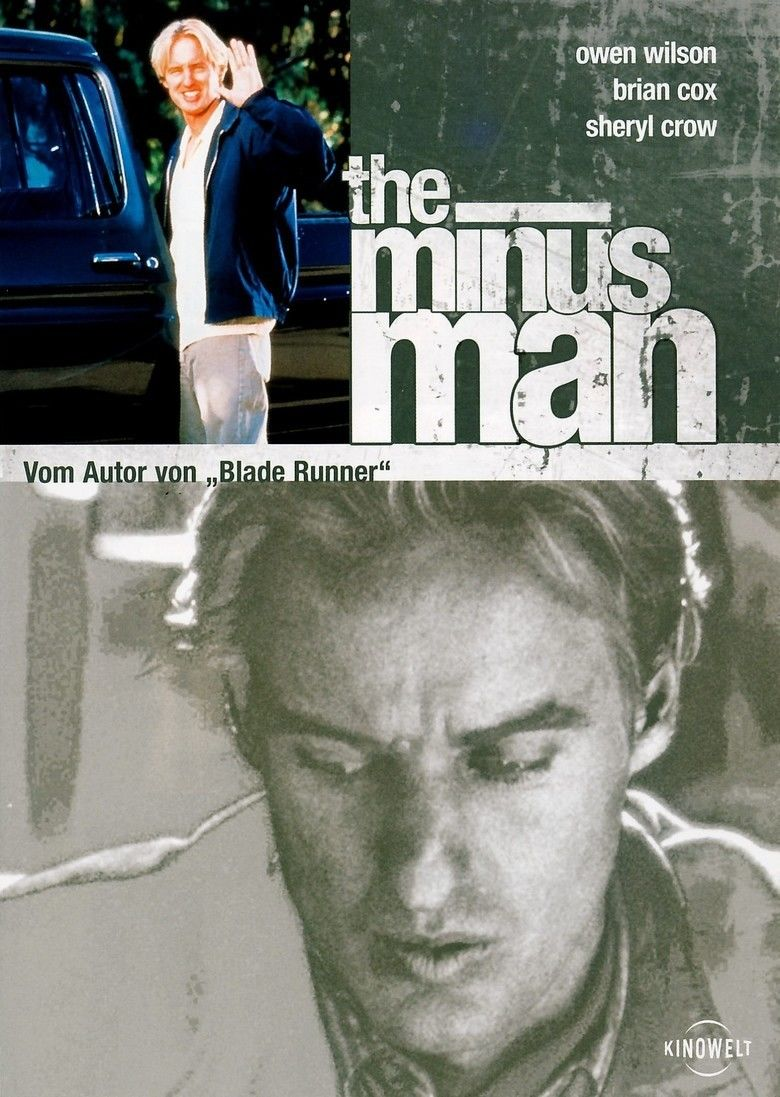 The Minus Man movie poster