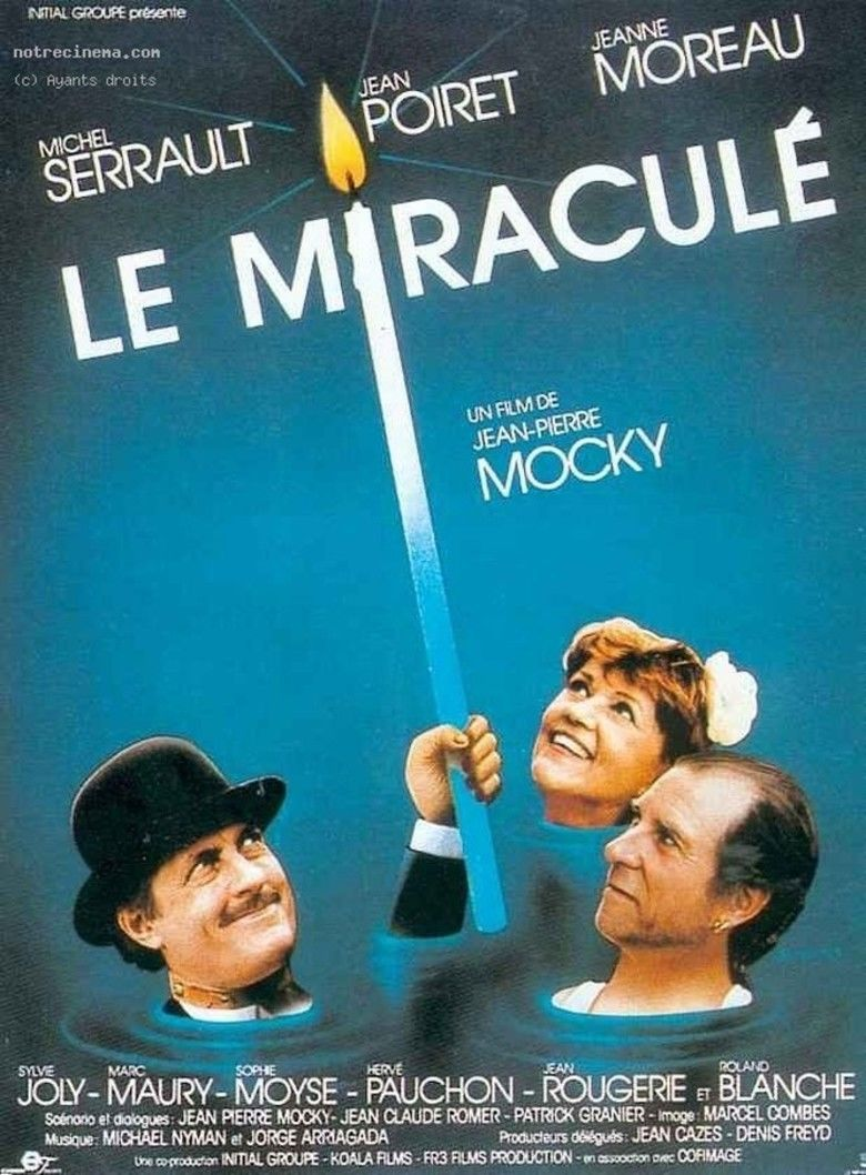 The Miracle (1987 film) movie poster