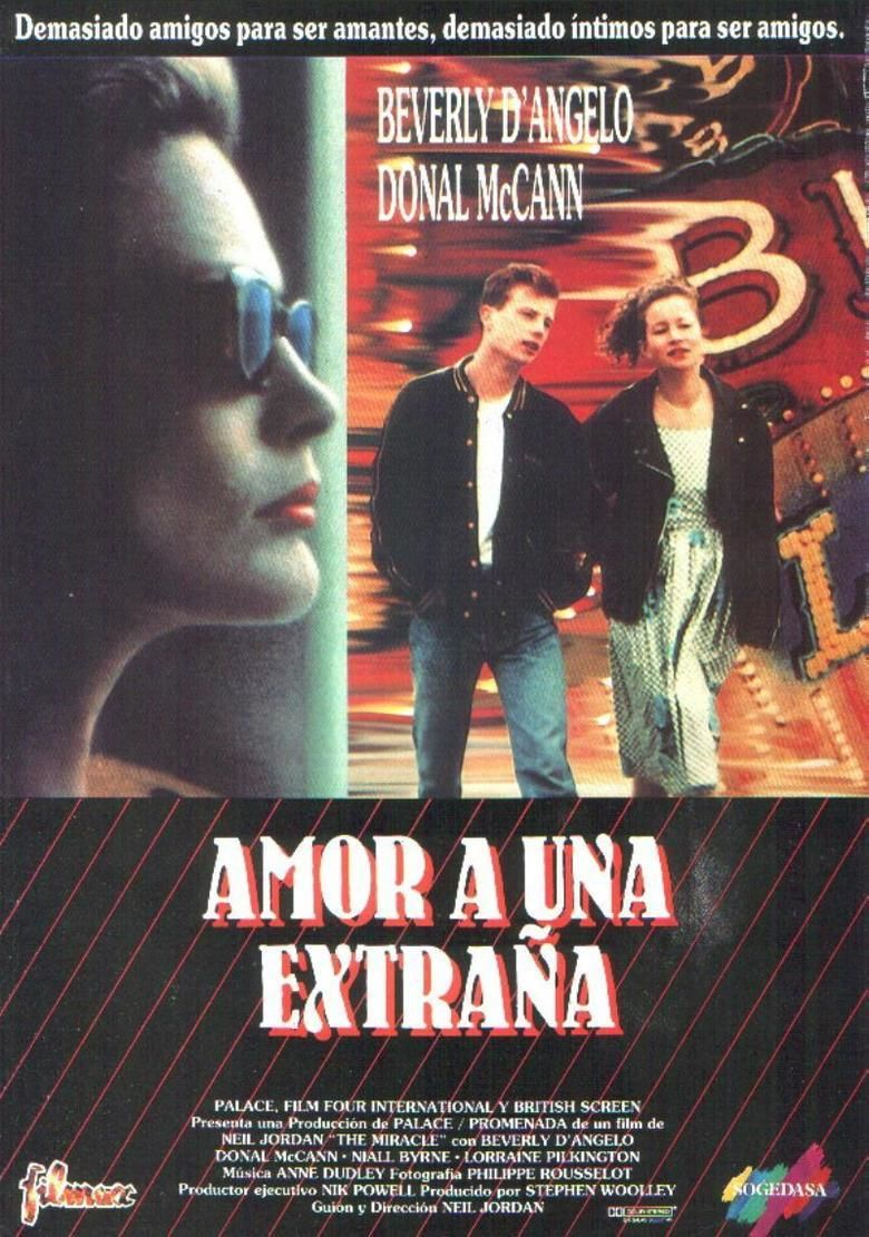 The Miracle (1991 film) movie poster