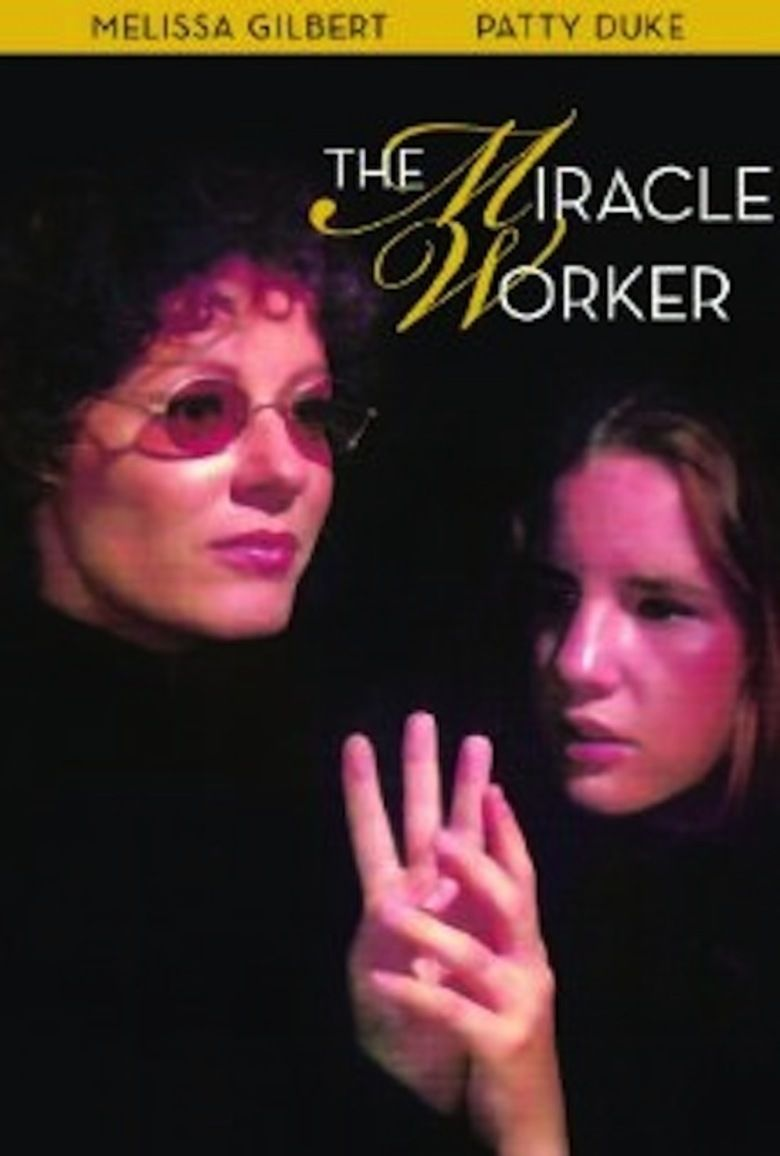 The Miracle Worker (1979 film) movie poster