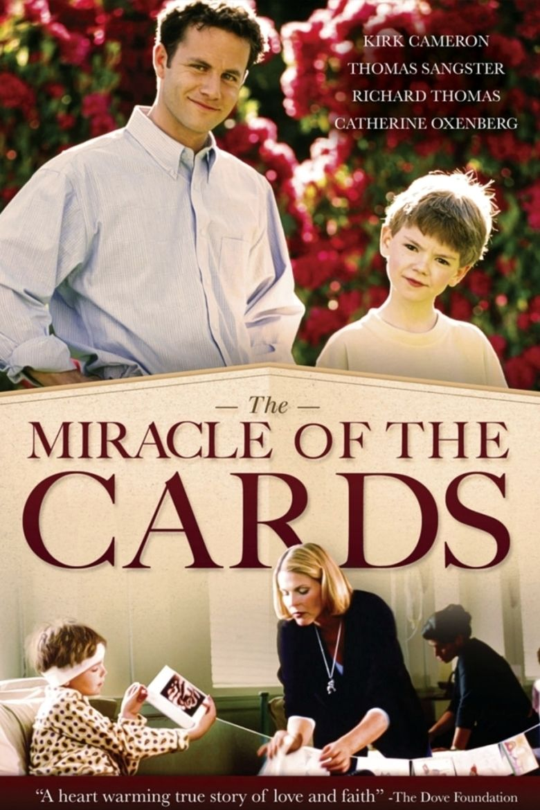 The Miracle of the Cards movie poster
