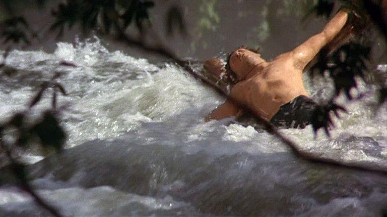 The Mission (1986 film) movie scenes