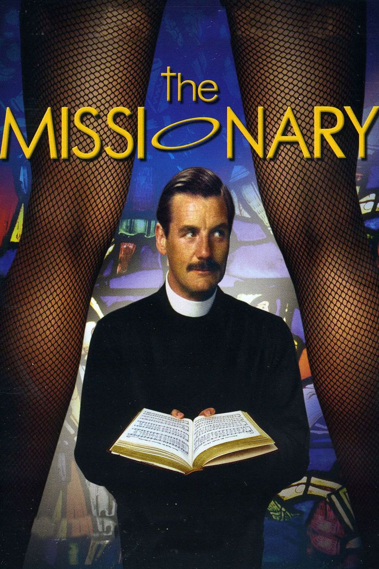 The Missionary movie poster