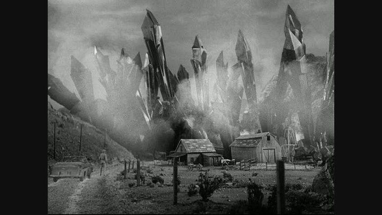 The Monolith Monsters movie scenes