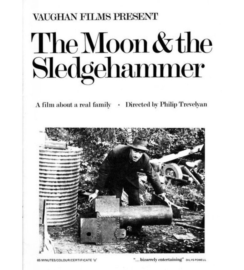 The Moon and the Sledgehammer movie poster