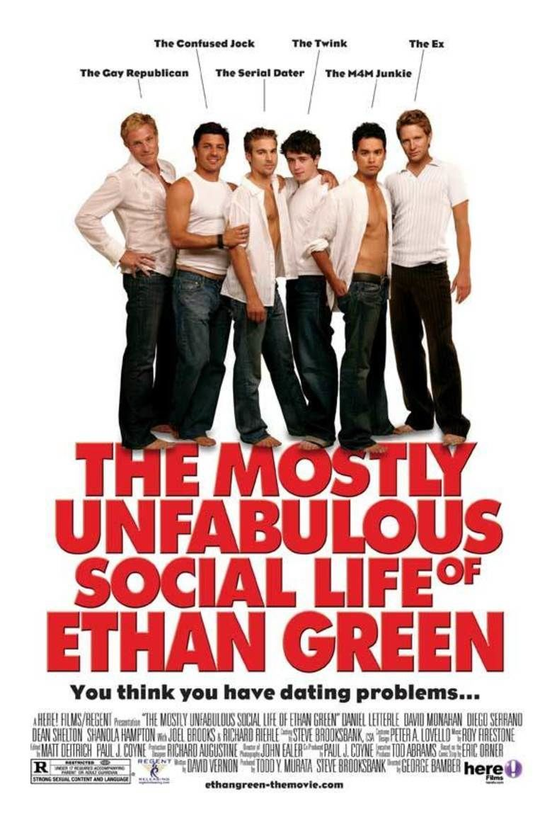 The Mostly Unfabulous Social Life of Ethan Green movie poster