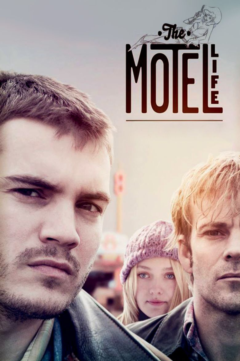 The Motel Life (film) movie poster