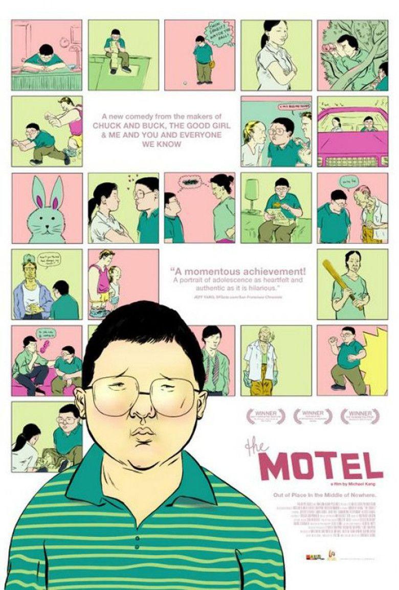 The Motel (film) movie poster