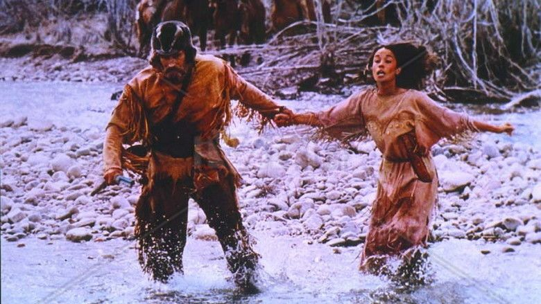 The Mountain Men movie scenes