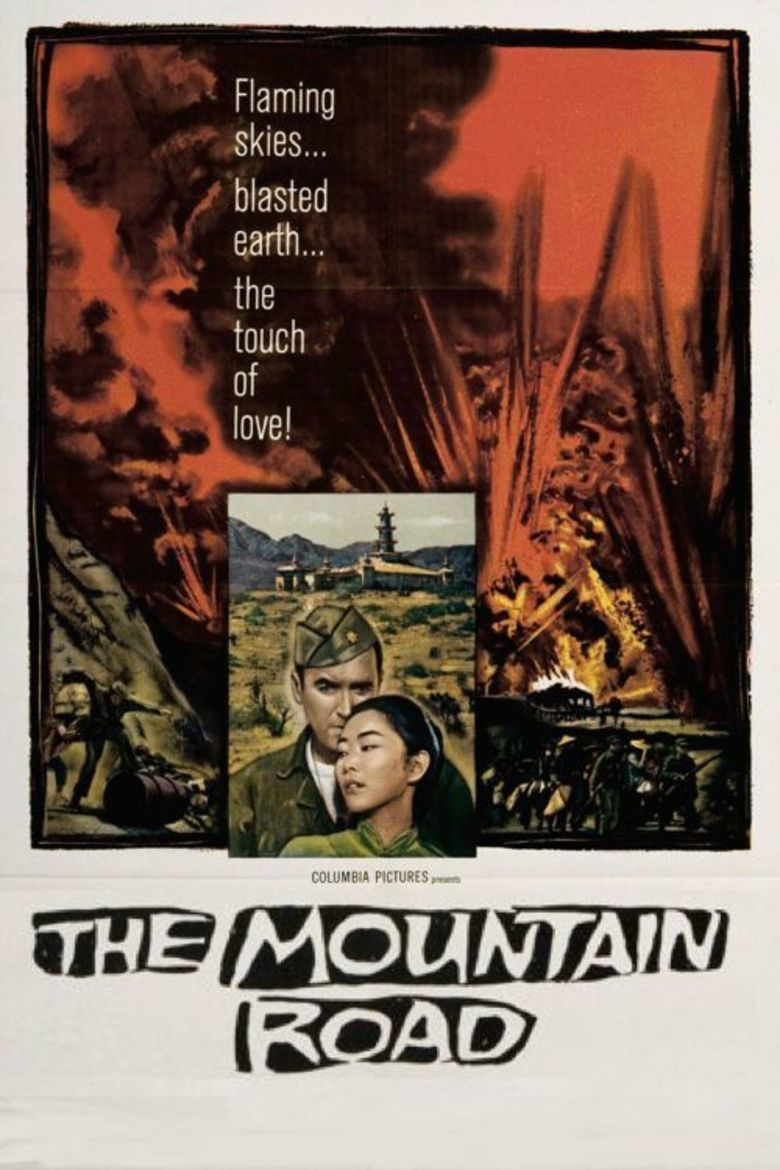 The Mountain Road movie poster