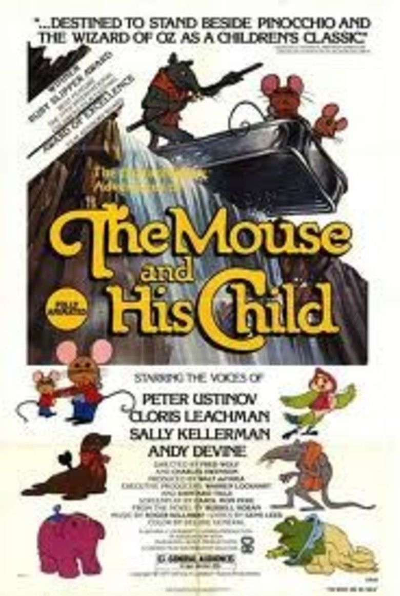 The Mouse and His Child (film) movie poster