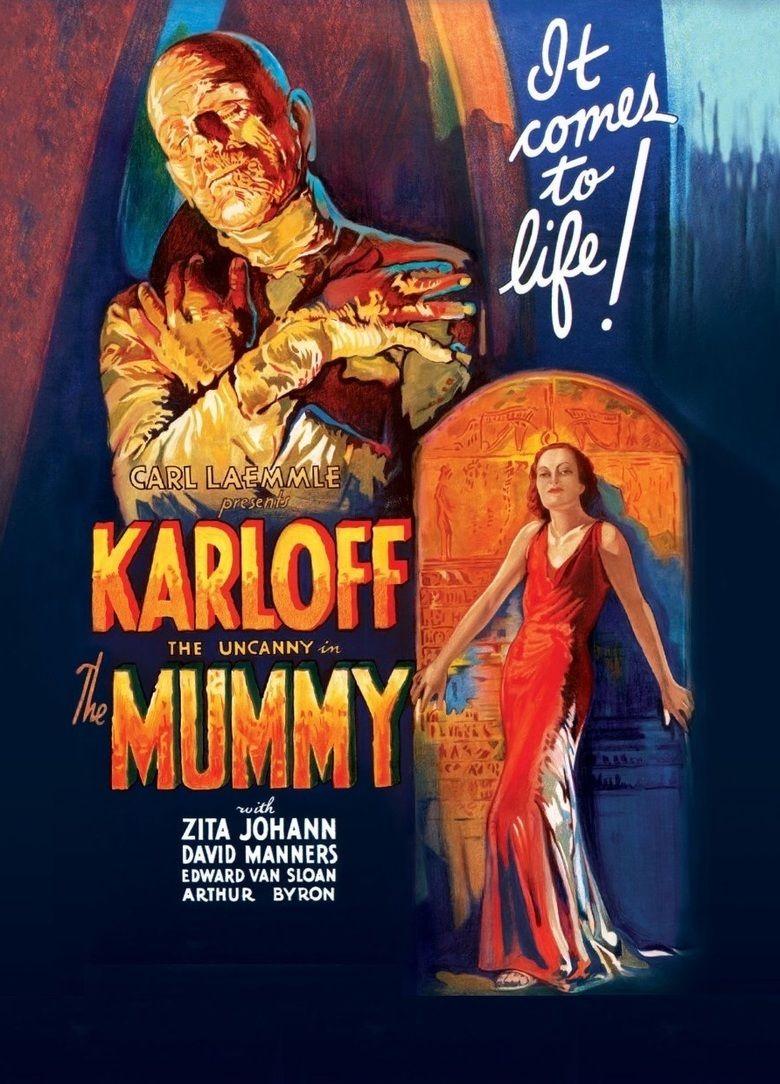 The Mummy (1932 film) ...
