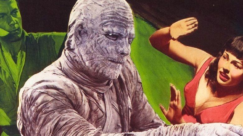 The Mummys Curse movie scenes