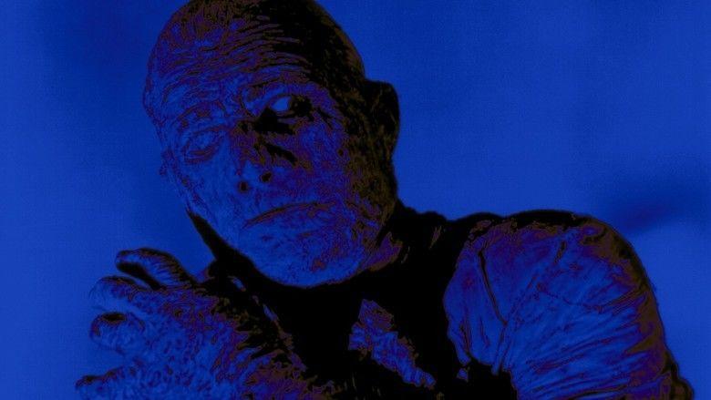 The Mummys Ghost movie scenes