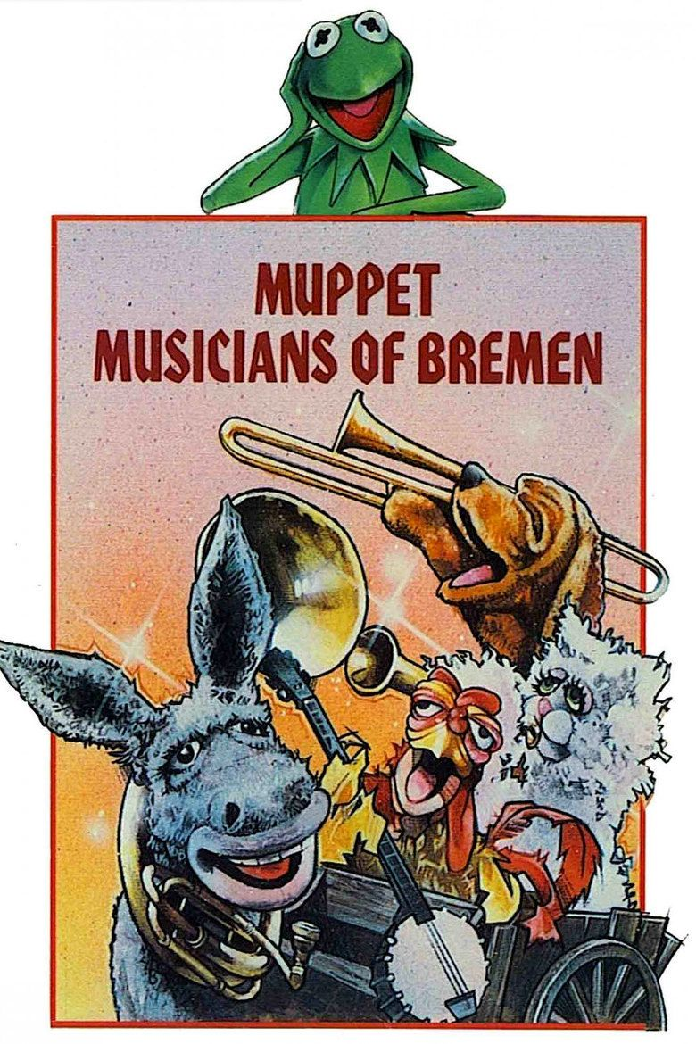 The Muppet Musicians of Bremen movie poster