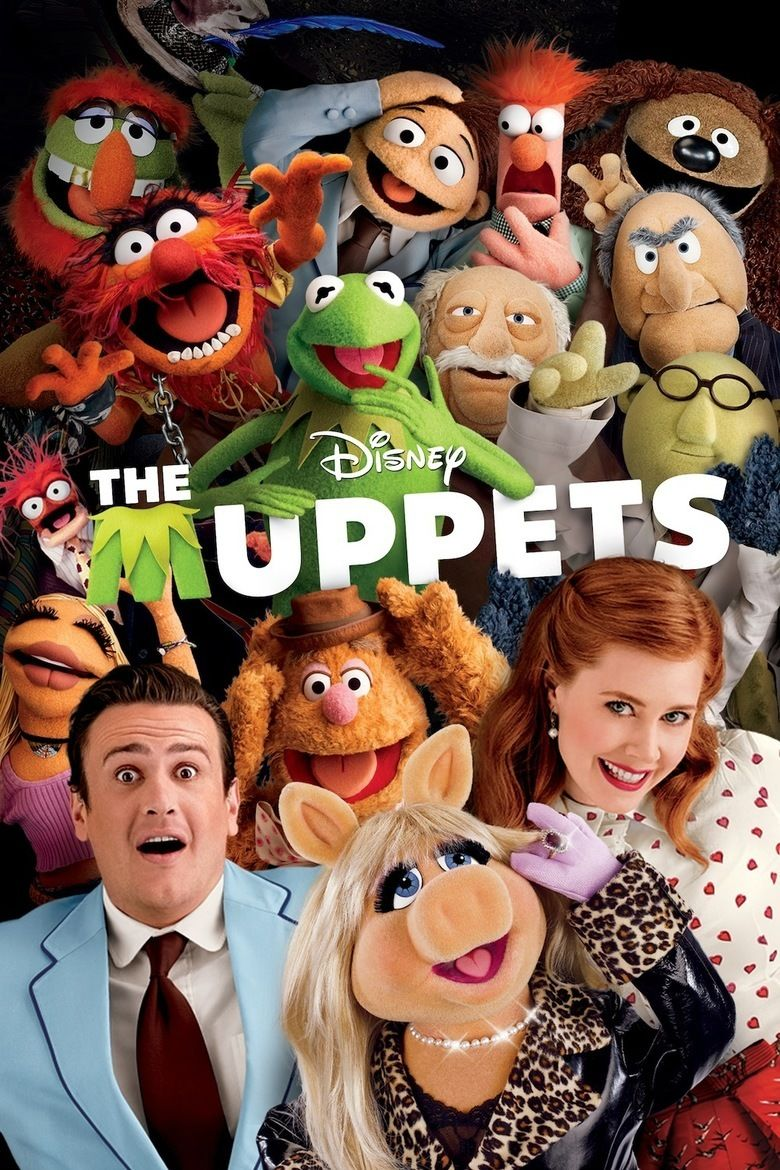 The Muppets (film) movie poster