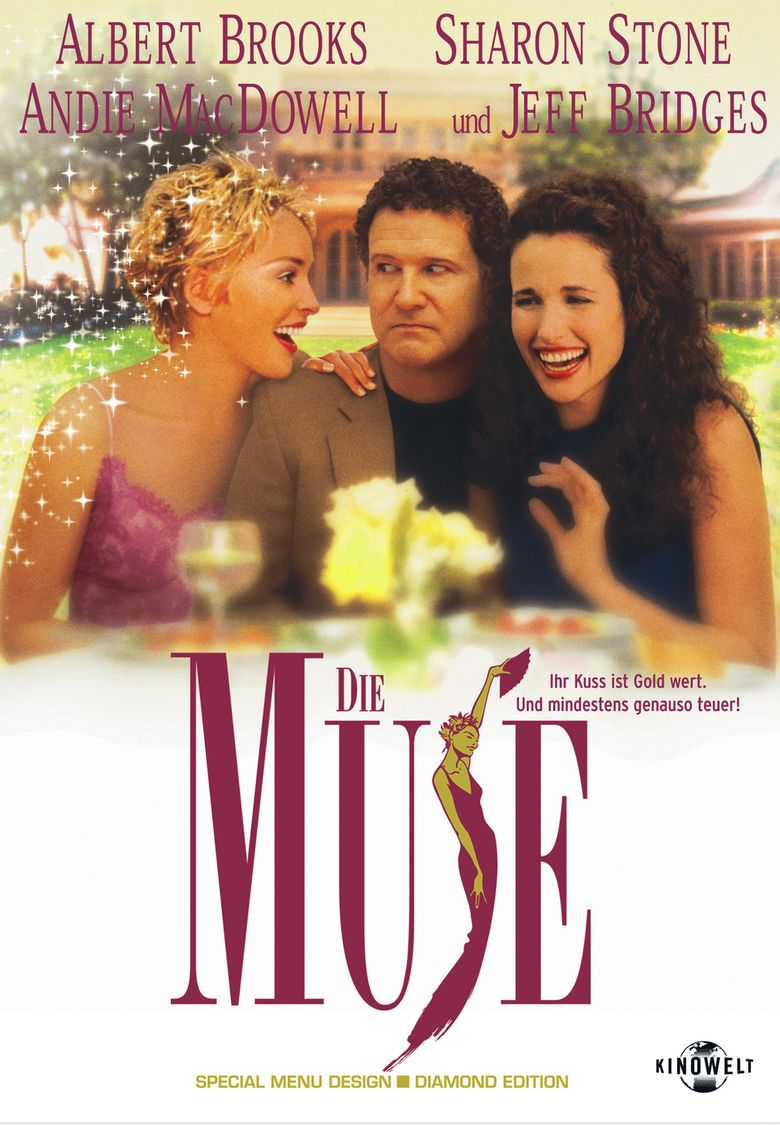 The Muse (1999 film) movie poster