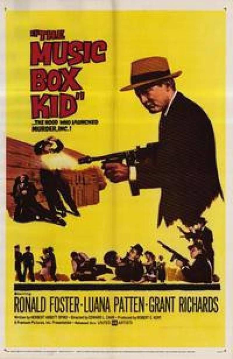 The Music Box Kid movie poster