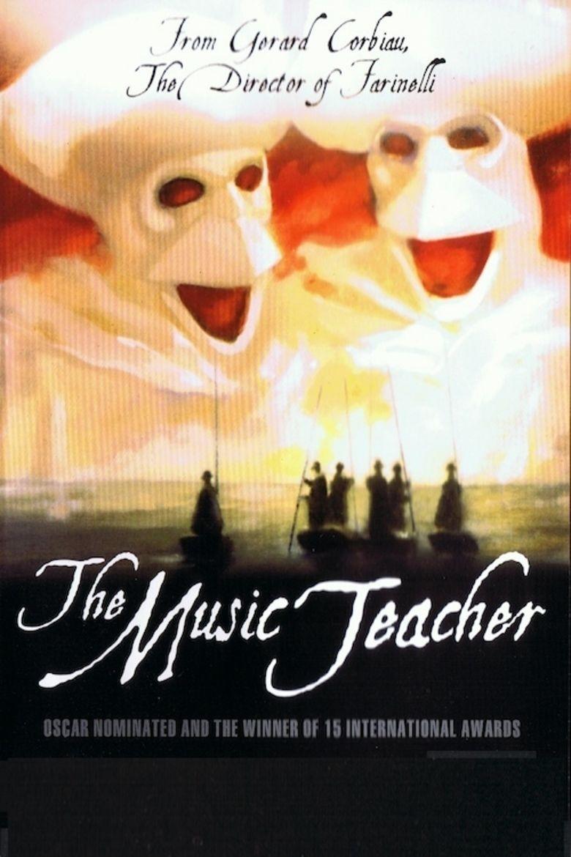The Music Teacher movie poster