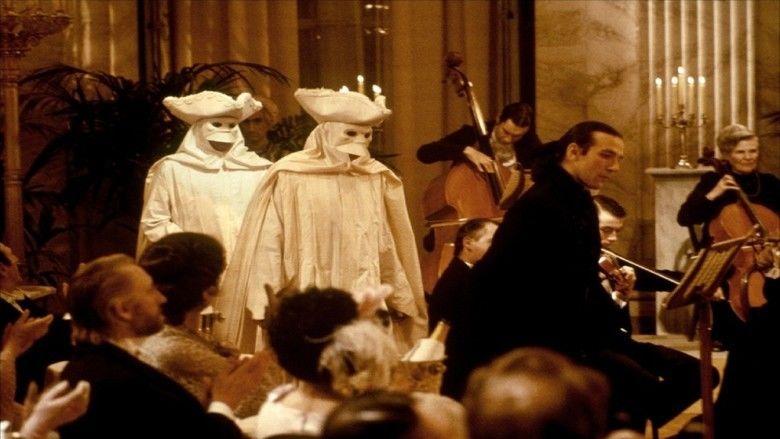 The Music Teacher movie scenes