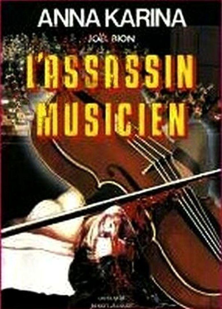 The Musician Killer movie poster