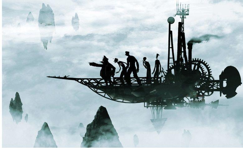 The Mysterious Geographic Explorations of Jasper Morello movie scenes