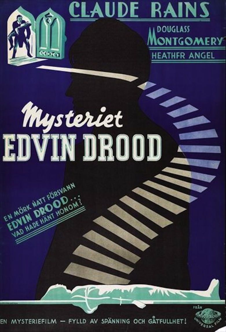 The Mystery of Edwin Drood (1935 film) movie poster
