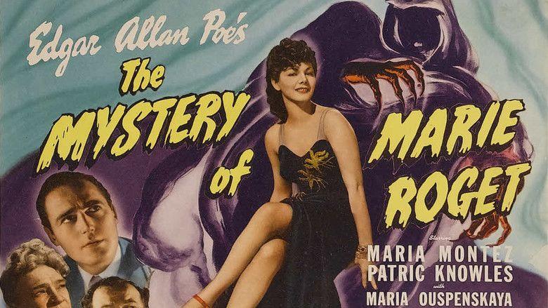 Las escenas de la pel��cula El misterio de Marie Roget (pel��cula)