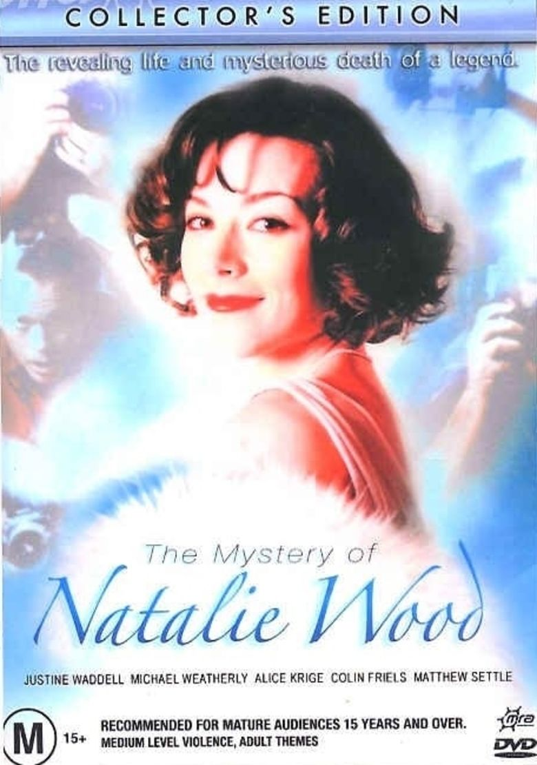 The Mystery of Natalie Wood movie poster