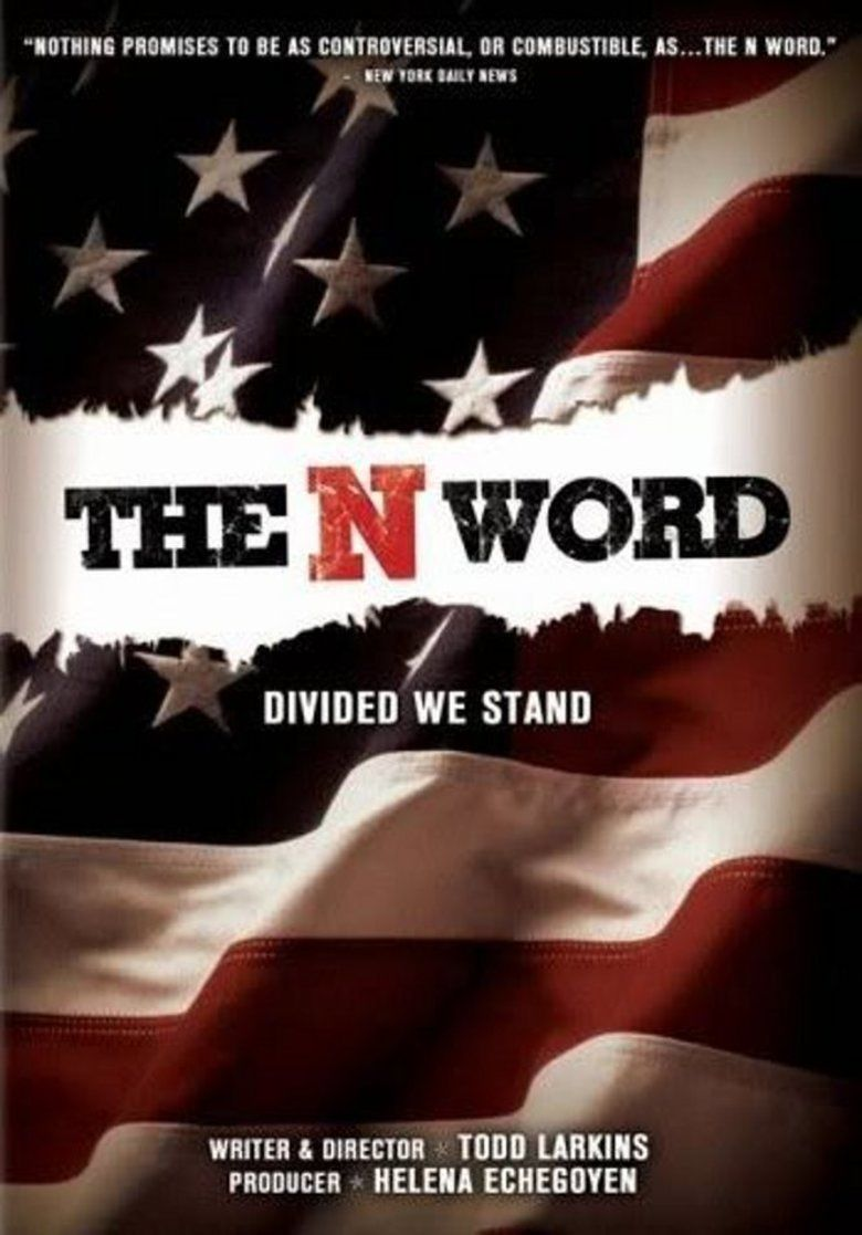 The N Word movie poster