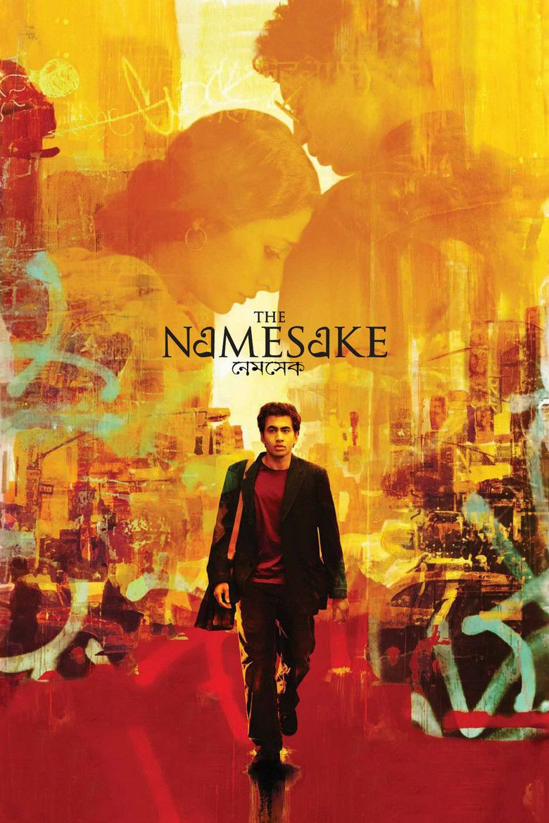 The Namesake (film) movie poster