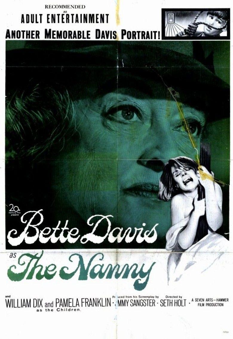 The Nanny (1965 film) movie poster
