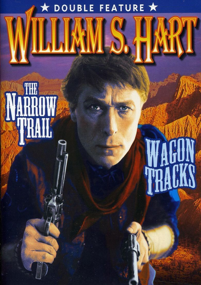 The Narrow Trail movie poster