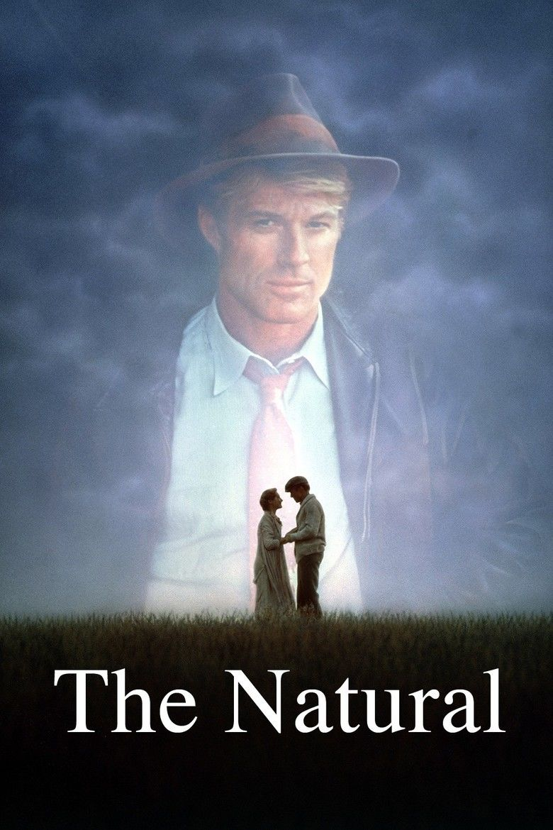 The Natural (film) movie poster
