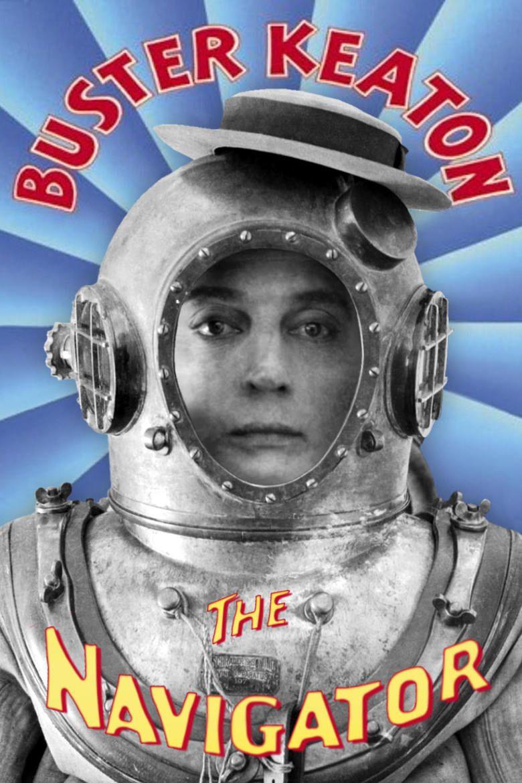 The Navigator (1924 film) movie poster