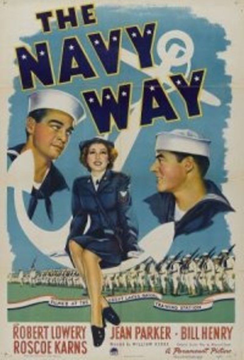 The Navy Way movie poster
