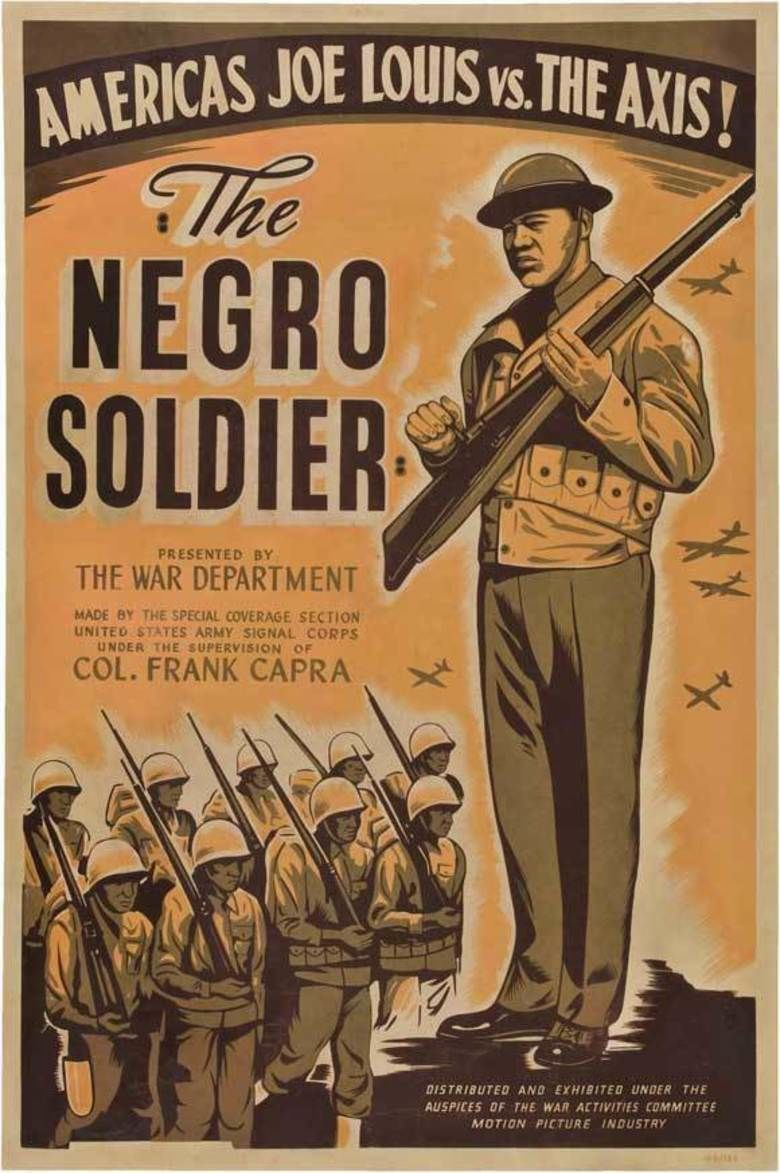 The Negro Soldier movie poster