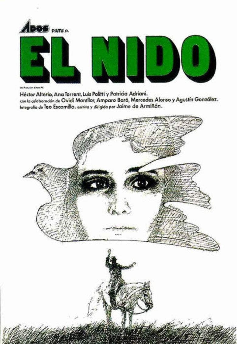 The Nest (1980 film) movie poster