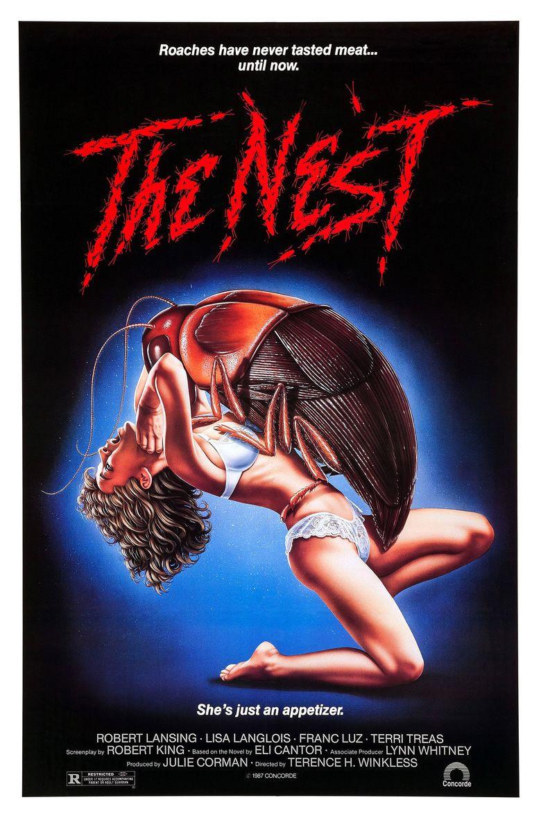 The Nest (1988 film) movie poster