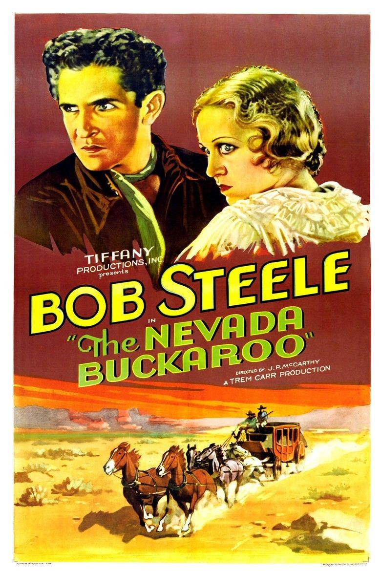 The Nevada Buckaroo movie poster