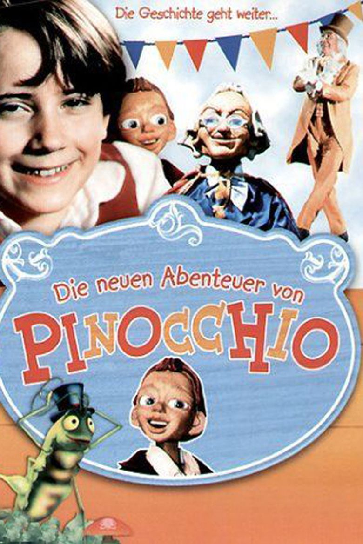 The New Adventures of Pinocchio (film) movie poster
