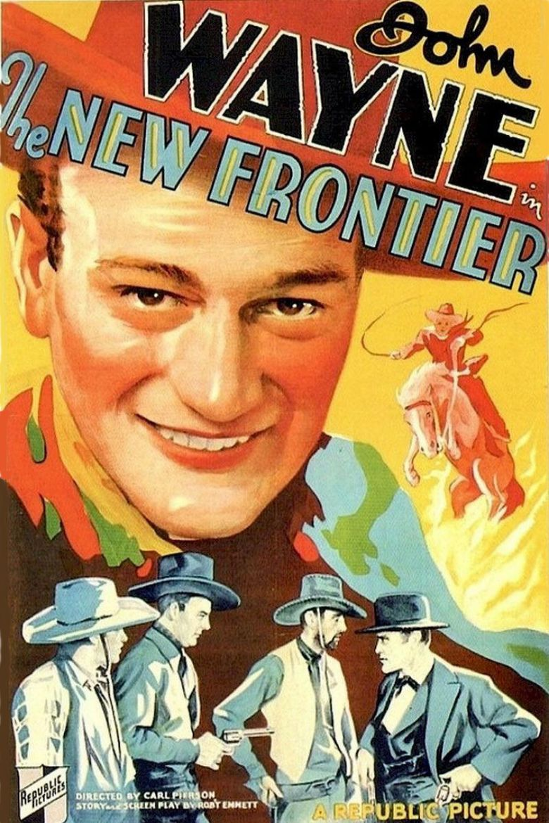 The New Frontier (film) movie poster