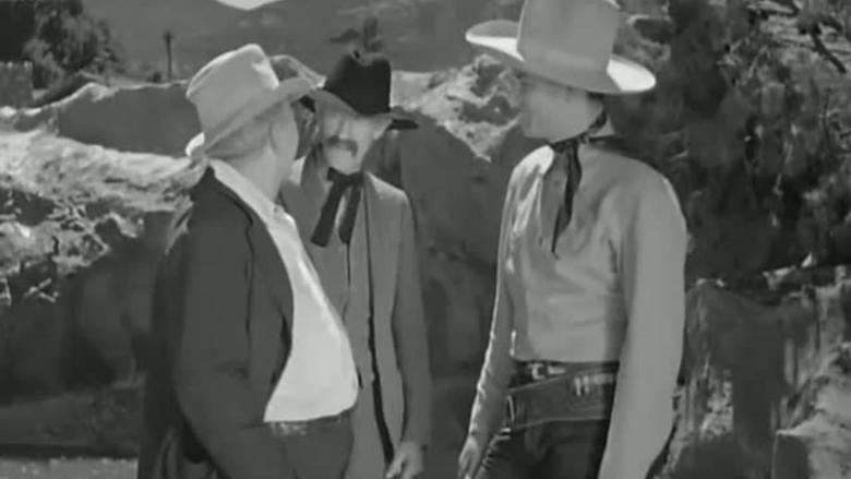 The New Frontier (film) movie scenes