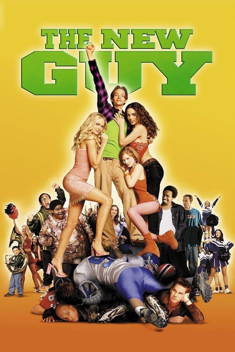 The New Guy movie poster