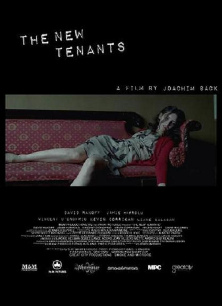 The New Tenants movie poster