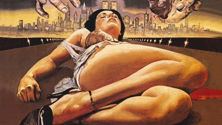 The New York Ripper movie scenes