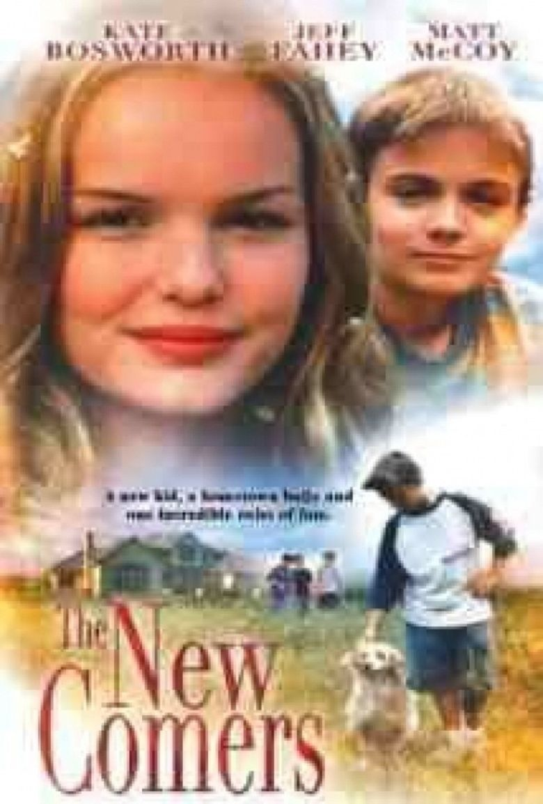 The Newcomers (film) movie poster