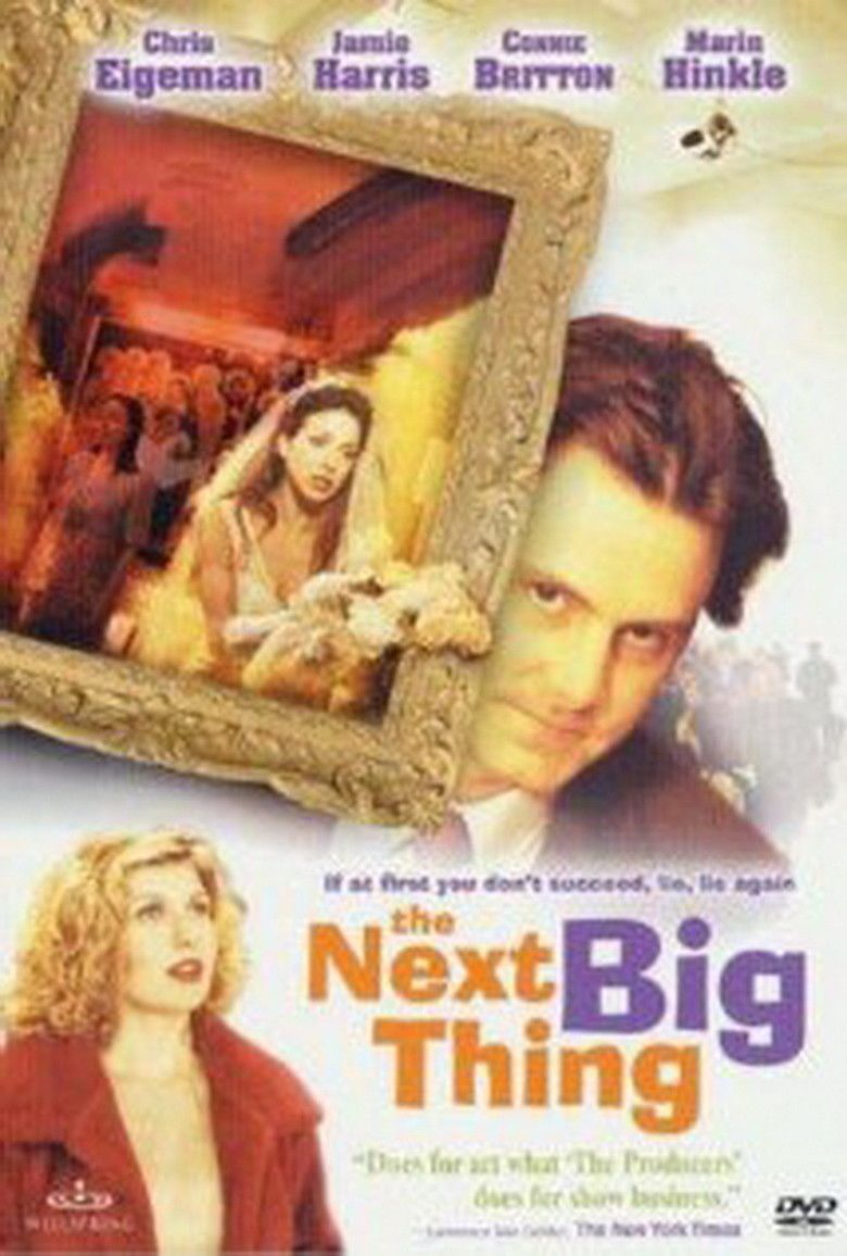 The Next Big Thing (film) movie poster